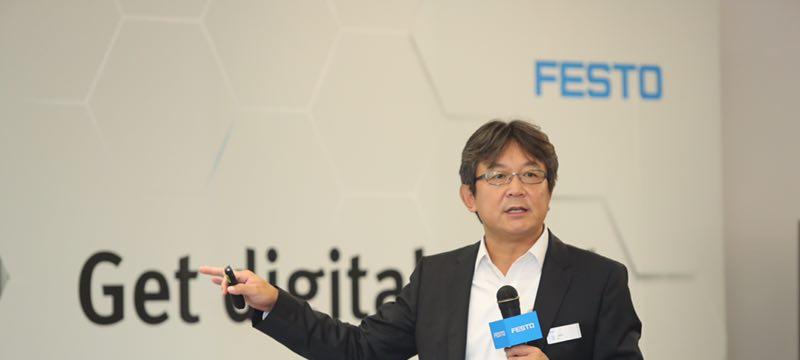 Festo—数字化赋能未来智造