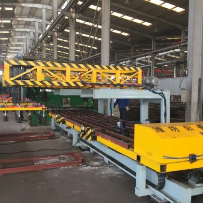 剪板机自动上料送料机,数控剪板机送料机,厚板剪板自动下料设备厂家直销