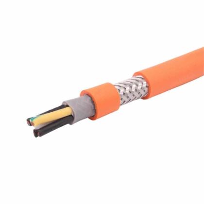 机器人扭转屏蔽动力电缆(PUR)
