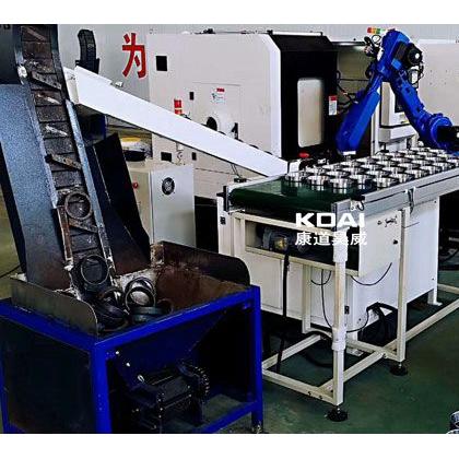 六轴机器人,可实现机床自动上下料,搬运,码垛