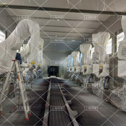 机器人防护服 机器人防护衣 机器人防护罩 机器人防护用品