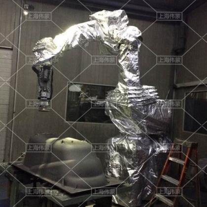 那智机器人防护服 安川机器人防护服 发那科机器人防护服 川崎机器人防护服