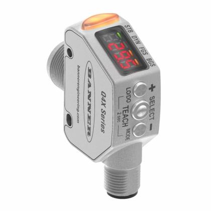 Q4X系列坚固耐用的全能型光电传感器