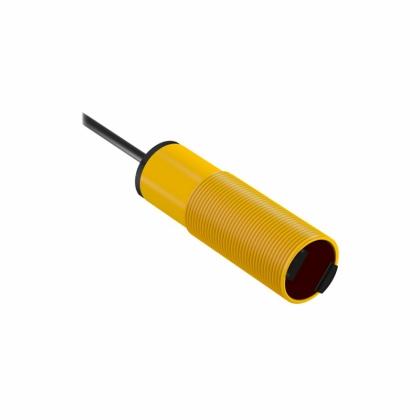 S18系列用环氧树脂封装的圆柱形传感器