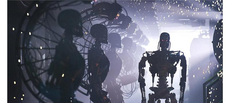 """机器人开始""""杀人""""了?"""