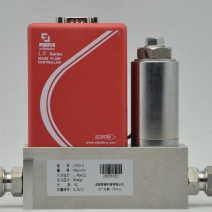 LF485-B数字型热式气体质量流量计/质量流量控制器