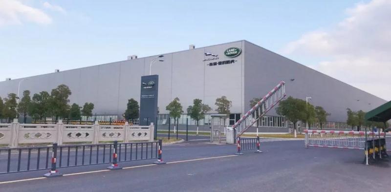 奇瑞捷豹路虎常熟工厂应用了先进的设计理念,在能源,环保方面卓有