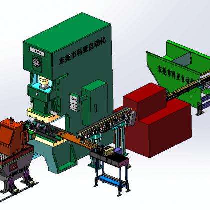 冲床非标自动化设备研发制造 国家高新技术企业