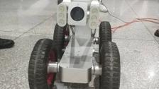 GD800地下管网检测3D成像机器人