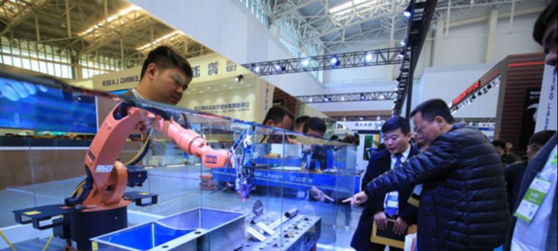 智造引领 驱动未来 天津工博会机器人展3月7日盛大开幕