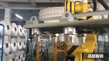 机器人自动上下料助数控车床加工中心实现智能化