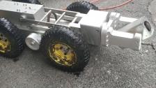 固德机器人管道越障