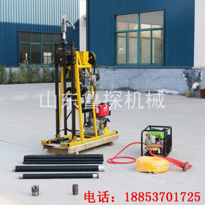 拆解方便YQZ-50A液压勘探钻机