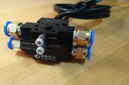HD系列机器人工具快换装置