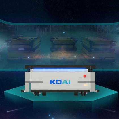 AGV机器人,激光导航AGV机器人- 1000Kg