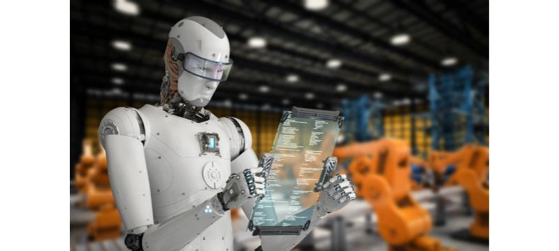 机器人生产机器人!这条生产线火了……