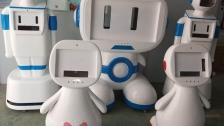 江智助力高校机器人研发精品机器人外壳系列