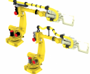 韩国CPS机器人管线包R2000IC 125L