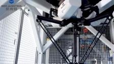 新品超高速并联机器人——勃肯特