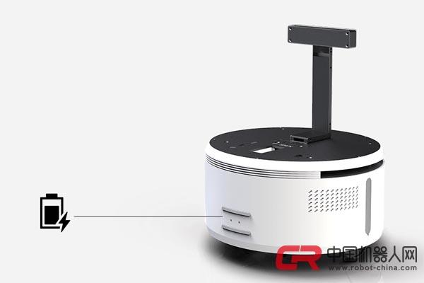 思岚科技Apollo自主充电式机器人底盘