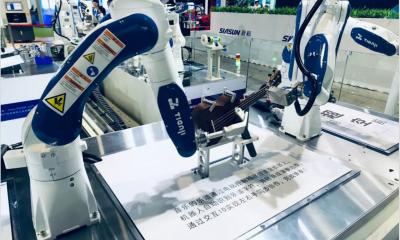 机器人行业美女董事长:工业机器人市场乱战中,激流勇进资本何在?