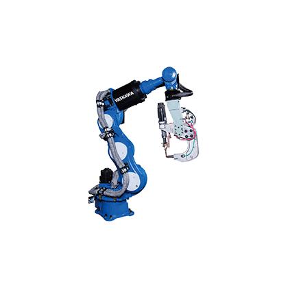 安川首钢SP100B七轴点焊机器人