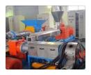 PVC弹性体电缆料造粒机,PVC电缆料造粒设备(规格)