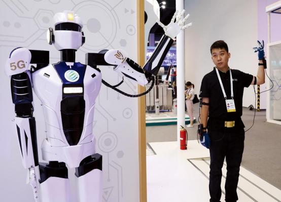 机器人产业大爆发