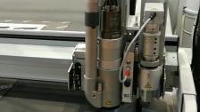 德国sycote主轴4064DC-HSK铝板切割切割加工