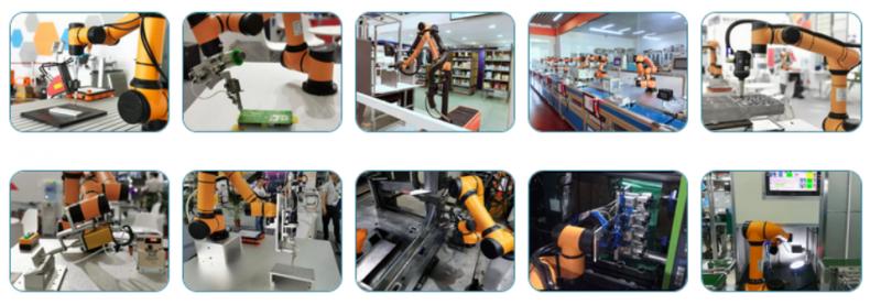遨博协作机器人突破困境,打造合作共赢新生态