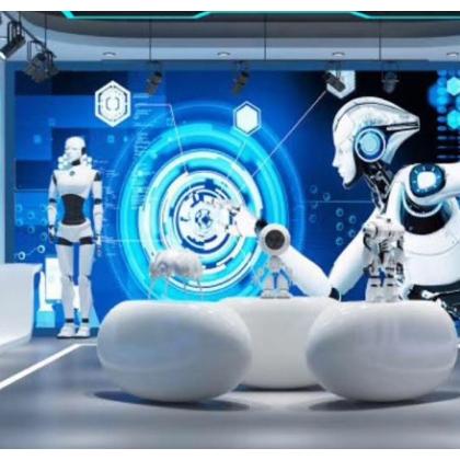 """我为机器城邦AI体验店加盟代言:时尚机器女郎""""杏子""""的传奇人生"""