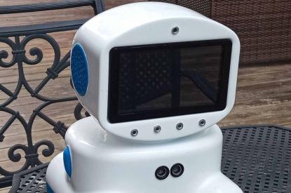 江智随行者机器人