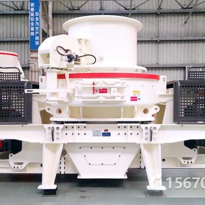 时产50吨的制砂机一套多少钱