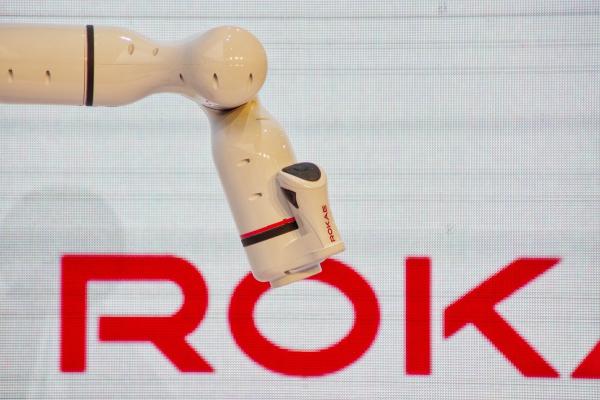 2019工博会来临!珞石xMate柔性机器人全球首发!竟无控制柜!