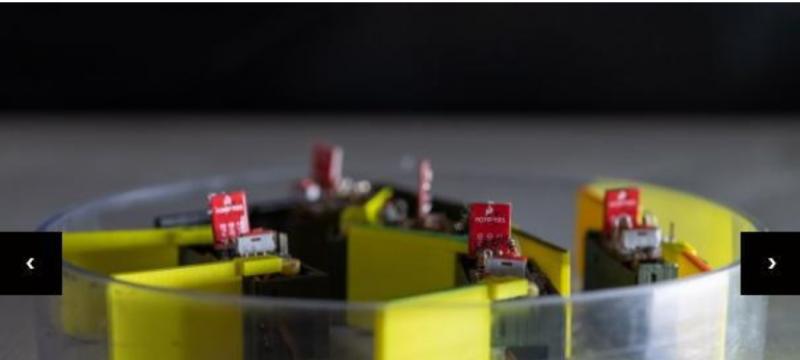 可变形智能粒子机器人会成为好士兵吗