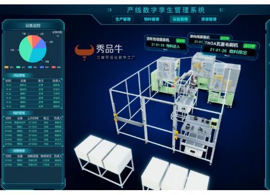 """数字孪生、动态连线、无人工厂,LEAP现场为您揭秘智能制造的""""未来""""!"""
