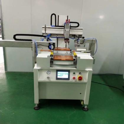 塑料板丝印机塑料件网印机槊胶外壳丝网印刷机定制