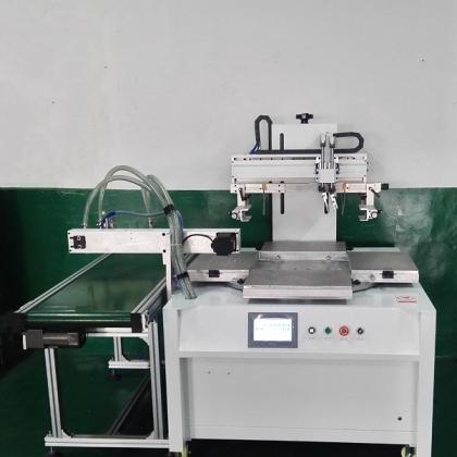 鞋垫丝印机鞋面网印机皮革丝网印刷机定制