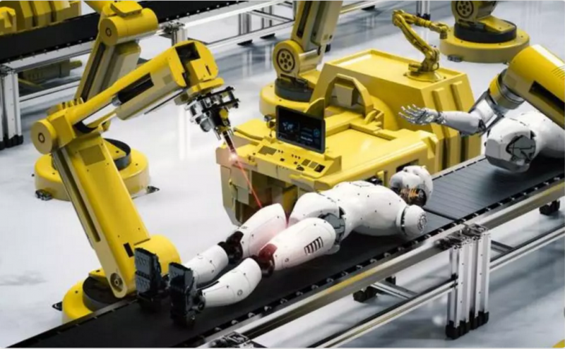 人工智能时代,工业机器人该如何实现逆袭