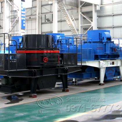 有时产500吨的制砂机吗?多少钱?YJN84