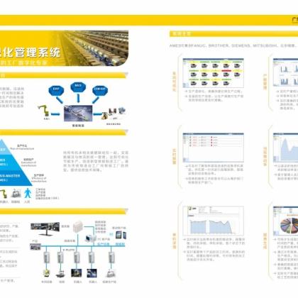 安晨智能AMES工厂信息化管理系统