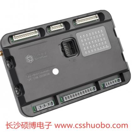 工业机器人控制器,CAN总线控制器选型