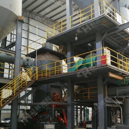 湖北白云石粉生产设备大型矿石磨粉立磨机