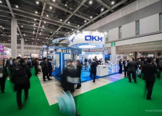 中国机器人企业出海IREX展,这家工业机器人企业遭围观!