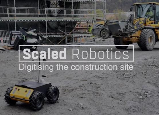 工地机器人出现,解开施工建筑内部谜团