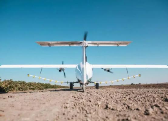 农药喷洒无人机公司 Pyka 完成 1100 万美元种子轮融资