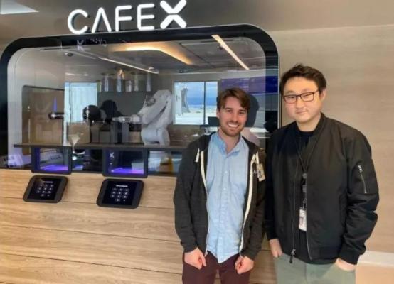 致力于赶超星巴克,这家机器人咖啡店凭什么?