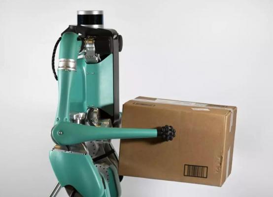 2020年,全球首个正式开售的双足机器人Digit向我们走来了!