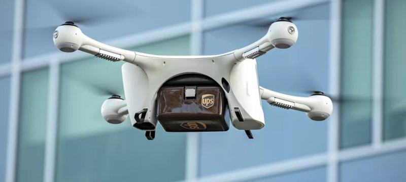 2020年,美国商用无人机送货终将成为现实