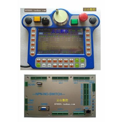 机器人控制器 焊接喷涂搬运码垛切割数控系统云山数控468轴